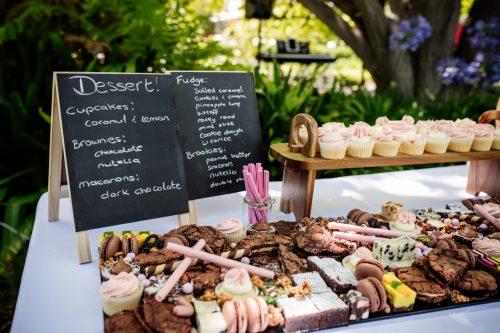 Adelaide dessert grazing tables order cake bake