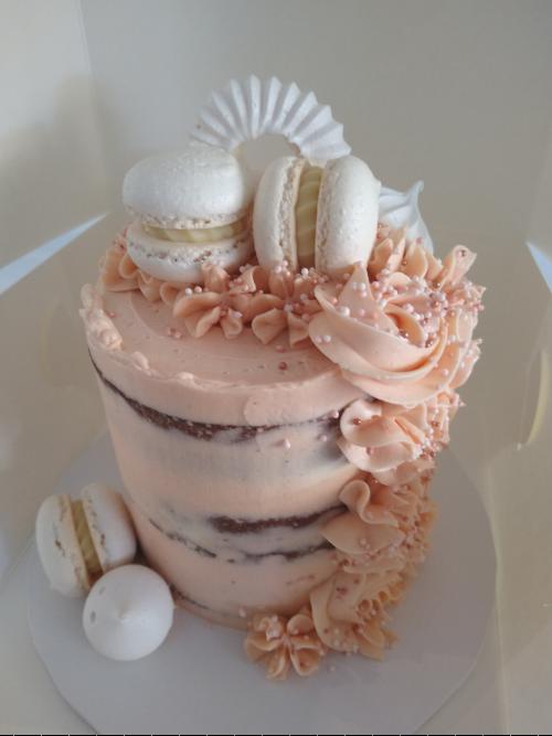 Mini Macaron Cake Adelaide